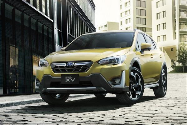 台灣剛推新年式,海外 Subaru XV 已有小改款消息!
