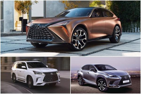鎖定賓利、保時捷跑旅作為對手,Lexus 頂級 SUV 問世時間有譜!