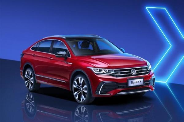 福斯 Tiguan 跑旅版本官方照公布,車尾換上全新設計!