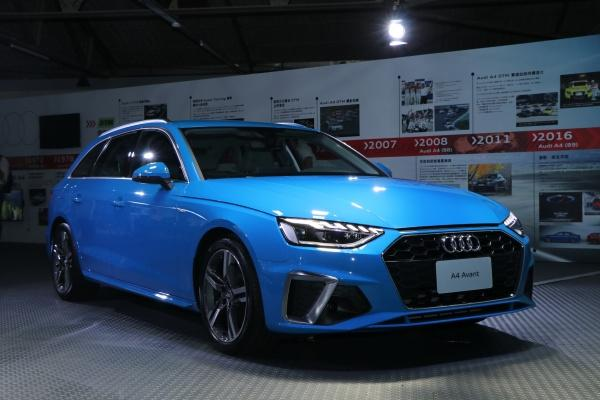 Audi 主力車款重返台灣!A4 全車系預售價公佈,性能車 RS4 加碼亮相