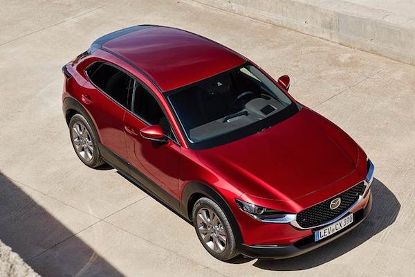 CX-30 確定導入渦輪動力!Mazda 總裁發推特公布上市時間