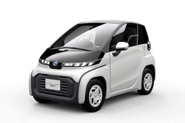 有 3 種乘坐模式!續航力 100 公里 Toyota 超小型電動車 12 月上市