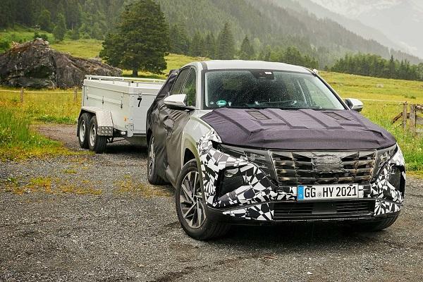 用大改款對決 RAV4、CR-V,新一代 Hyundai Tucson 發表時間定案!