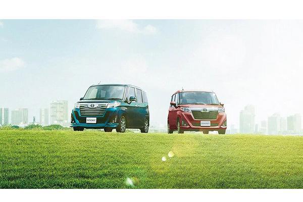 有大空間美名的小車 MPV,Toyota Rommy 即將推小改款!