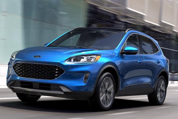 不是空穴來風!國外論壇爆料:Ford Kuga 即將推出 7 人座休旅,軸距會加長