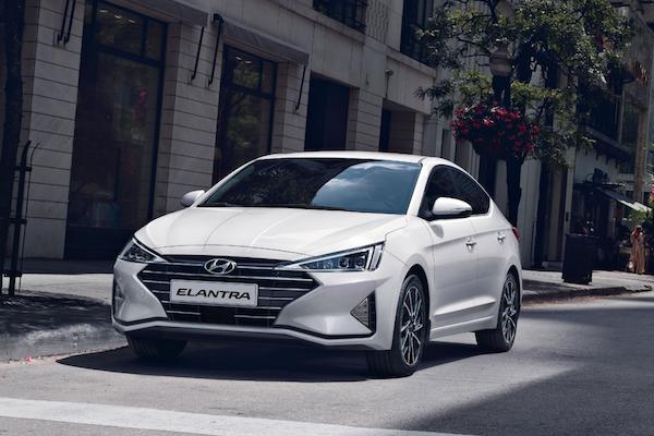 大改款明年見,Hyundai 官網公布 Elantra 最新預接單價格!