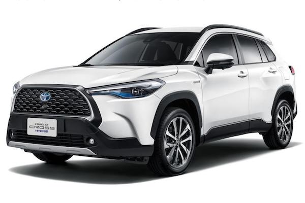 採小客車認證!下訂單前必看的 Toyota Corolla Cross 五大 Q&A