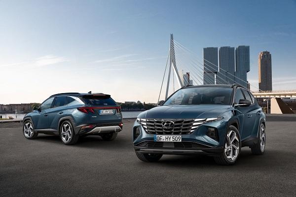 內外觀風格驟變,大改款 Hyundai Tucson 正式發表!〈內有相片集〉