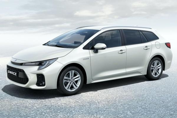 Suzuki 發表新車 Swace!基於 Toyota Corolla 旅行車基礎打造