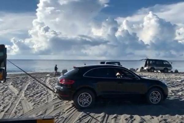 不想開車受困沙灘成焦點?除了四輪驅動,還有這些事前準備!