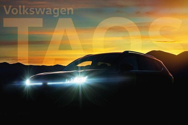 比 Tiguan 更容易入手,VW 即將發表全新休旅!