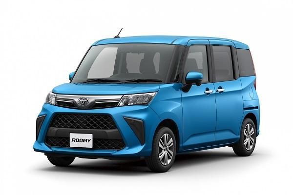 像極小一號 Alphard,小改款 Toyota Roomy 登場!