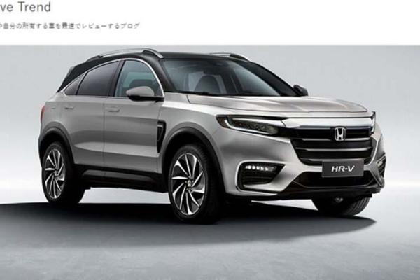 新一代 HR-V 外觀大不同,日媒稱會有 Odyssey 車頭樣貌!