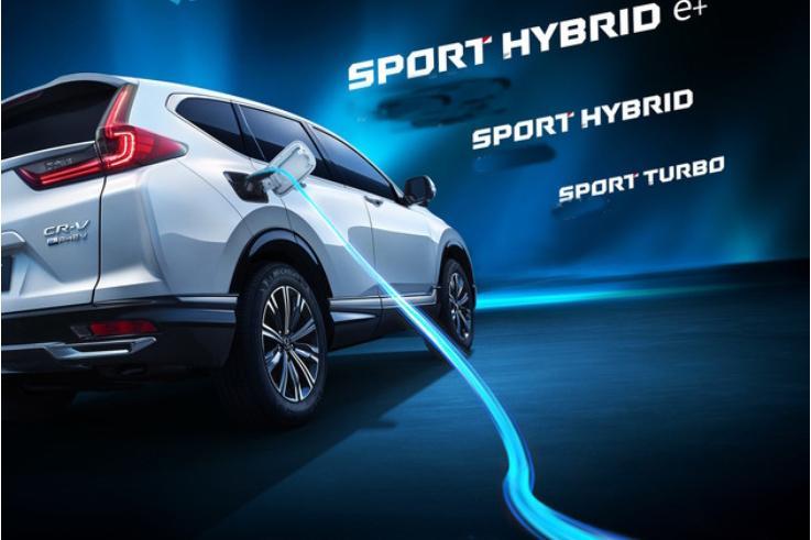 最省油的 RAV4 直接對手,Honda CR-V 插電版外觀首曝!