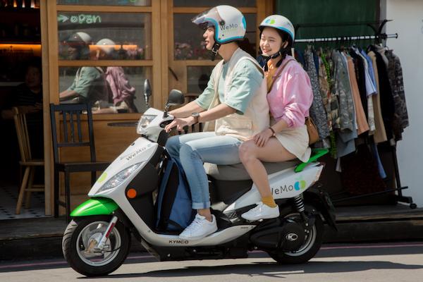 騎共享機車去用餐更便宜?Goshare 與 Wemo 結合餐廳推優惠