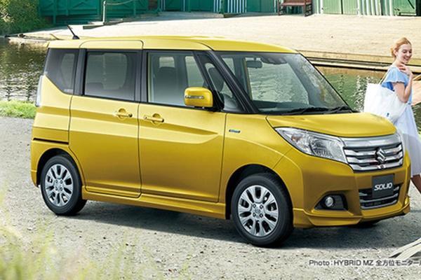 台灣好久不見的經典方塊車,新一代 Suzuki Solio 資訊流出!