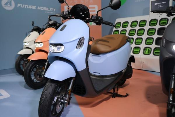 專為女性騎士打造,宏佳騰全新 Ai-3 電動機車發表!