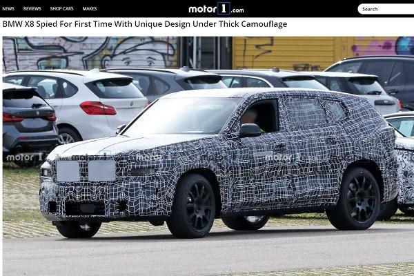 傳言是真的,BMW 全新休旅被抓到了!