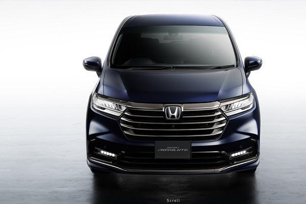 提供 7、8 人座,有汽油與油電!日規新 Honda Odyssey 發表日流出