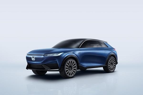 可能會是下一代 HR-V 外觀範本,Honda 全新休旅初登場!