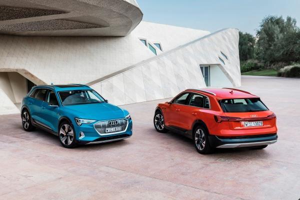 預告一年終於導入台灣,Audi 首款電動 SUV 預售價公布!