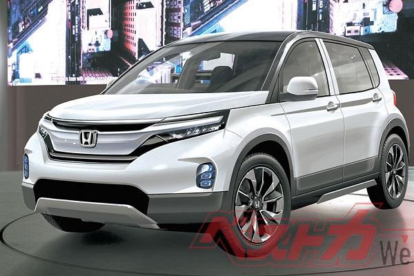 對手可能會是 Corolla Cross,Honda 全新小休旅傳明年登場!