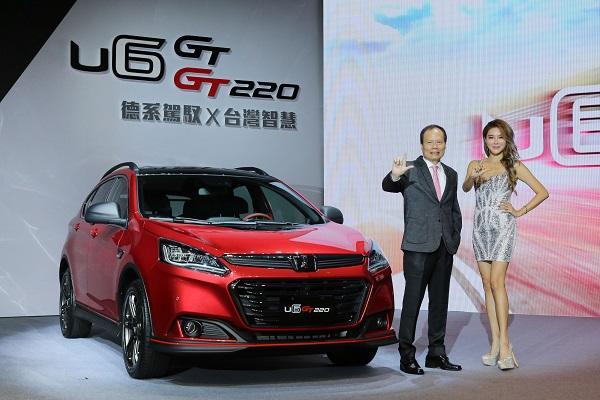 殺進小休旅價格帶,Luxgen U6 推新車、增安全配備!