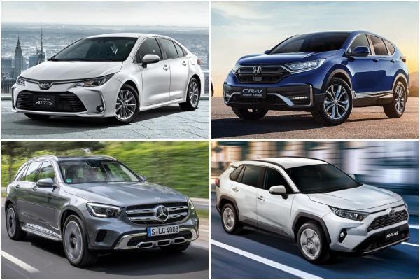 台灣 9 月新車銷售排行出爐!國產第一、二名差距不到50輛