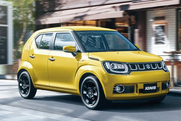 可能是台灣最便宜油電車?Suzuki Ignis Hybrid 小改款準備推出(有影片)