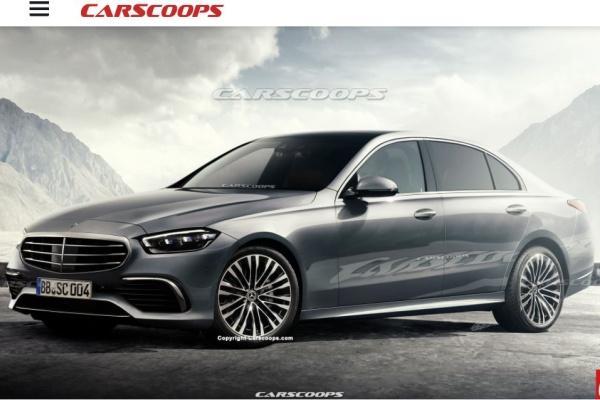 M.Benz 大改款 C-Class 明年初開賣,根本就是小一號 S-Class!