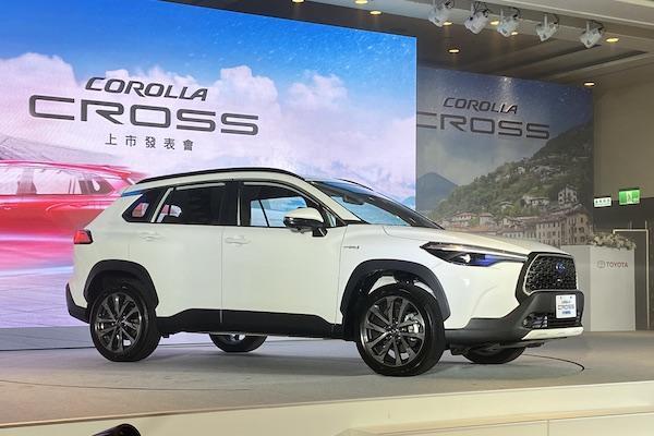 預約下一代台灣神車寶座!Toyota Corolla Cross 公佈正式售價