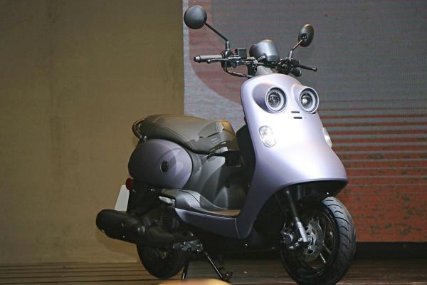 復古+潮流的獨特外型,Yamaha 全新 125 機車發表!