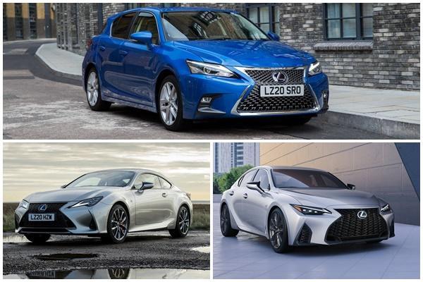 停產前的徵兆?Lexus IS/CT 於英國、西歐停售!