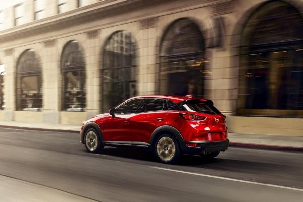 台灣 Mazda 推 2021 年式 CX-3,降價還新增更多配備!