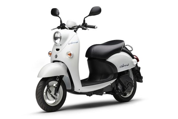 台灣製造日本販售!Yamaha 經典復古電動機車 3 小時就充飽電