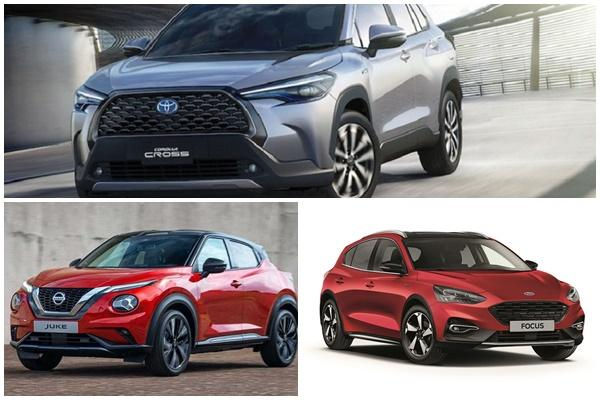 Corolla Cross 強勢新挑戰者,Nissan Juke、Ford Focus Active 將接連上陣!