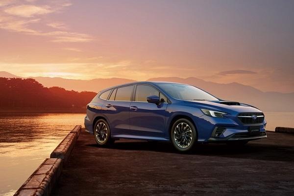 風格驟變、首搭新世代科技,大改款 Subaru Levorg 正式發表!