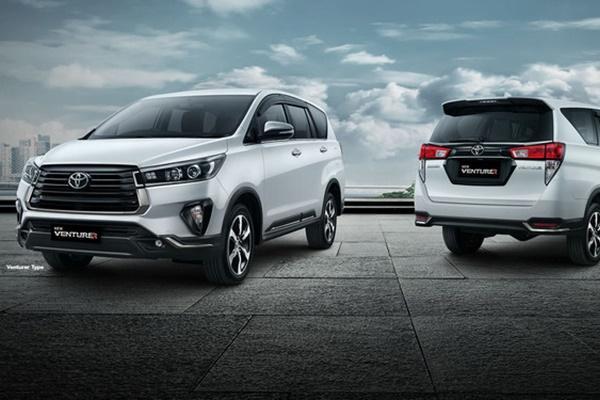 耳目一新的高顏值!小改款 Toyota Innova 發表