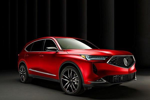 主打舒適 7 人座與性能,Honda 家族發表新一代 MDX Prototype 概念休旅!