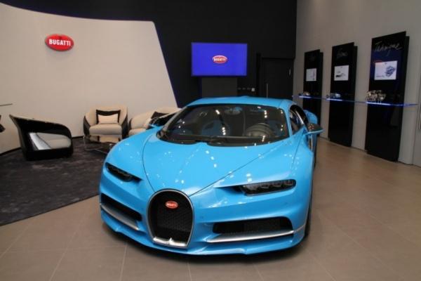 旗下車款身價破億台幣,超跑品牌 Bugatti 退出台灣!