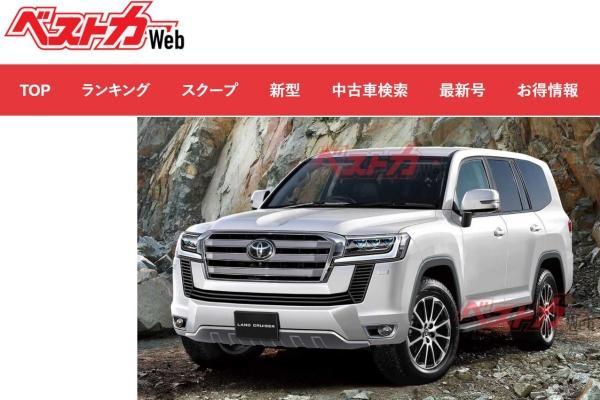 銷售超過 10 年終於要大改款,Toyota 七人座 SUV 明年 9 月發表!