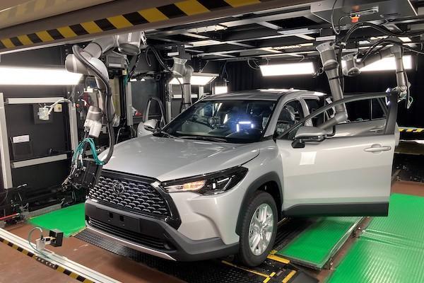 Toyota 台灣國產車品質究竟如何?日本原廠用數據說話