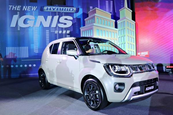 台幣 70 萬以下的進口 Hybrid 車,Suzuki 新 Ignis 正式發表!