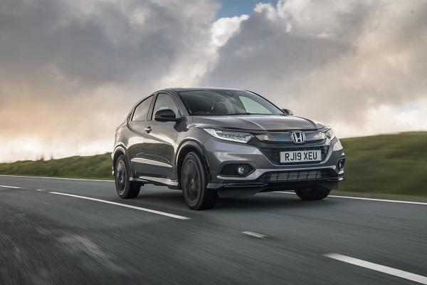 力求轉型抗政策,Honda HR-V柴油退出英國市場!