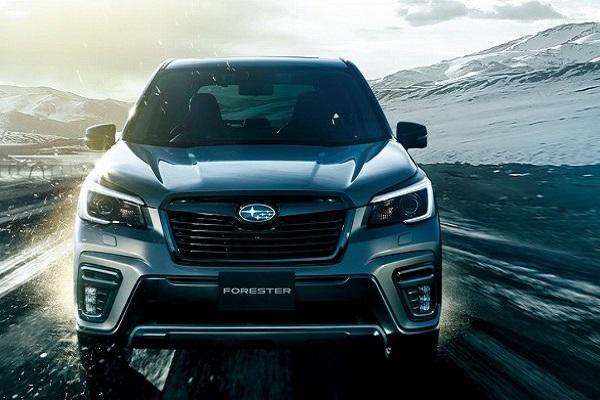 跟上大改款 Levorg 腳步,Subaru Forester 換上新世代渦輪引擎!