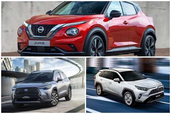 RAV4、Corolla Cross 都在它射程,台灣新一代 Nissan Juke 登場日定案!