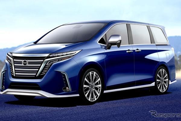 改款對決 Toyota Alphard,Nissan Elgrand 7 人 MPV 將推新一代!