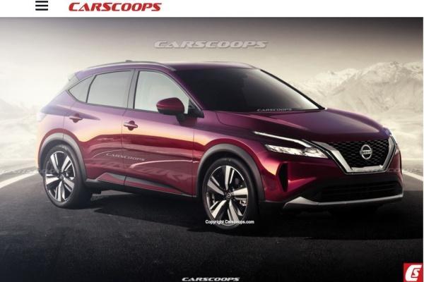X-Trail 跨界運動版本,Nissan 新一代 SUV 外觀跑旅化!