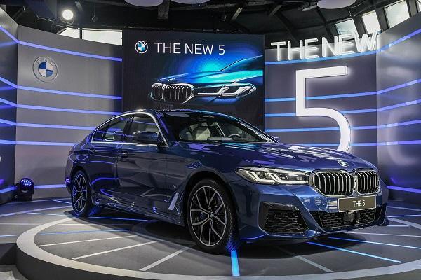 搶先跟 iPhone 搭上線,台灣小改款 BMW 5 Series 正式發表!