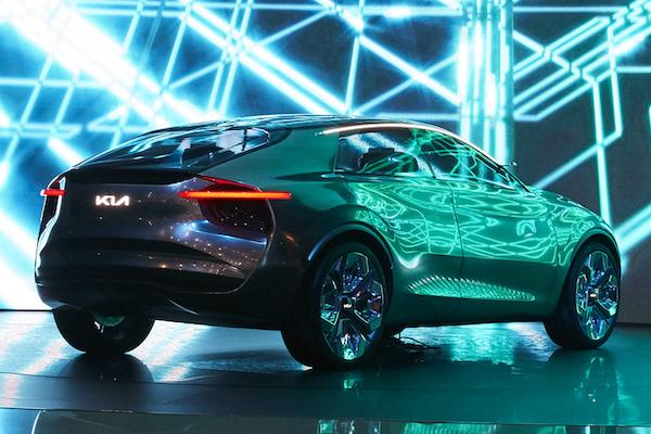 Kia 新廠徽最快明年 1 月正式公佈!5 年內推 11 款電動車